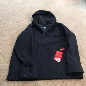 NWT! Men's The North Face XL Jenison jacket